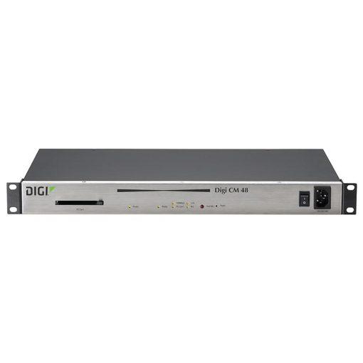 Digi CM  48 port  RJ-45 Console Server