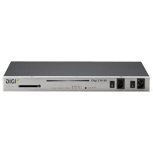 Digi CM  48 port dual power RJ-45 Console Server