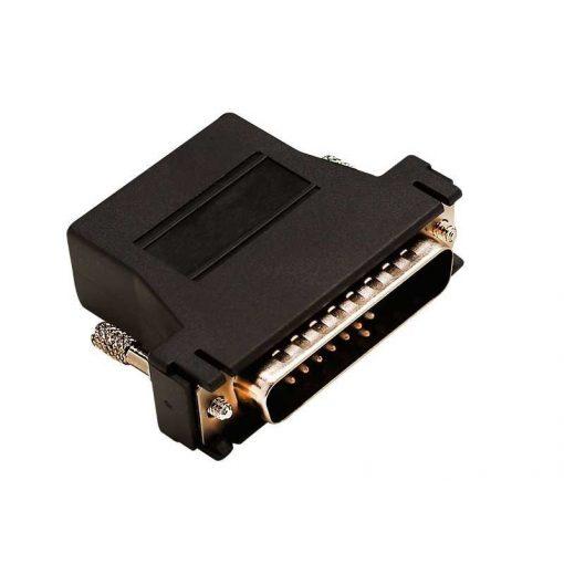 Digi CM/Passport  8 pack DB-25M Modem Adapter  (8 pin)