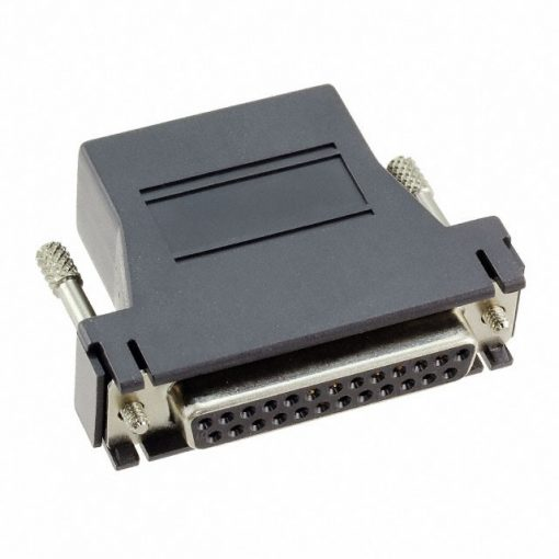 Digi  One, PortServer TS, II  4 pack DB-25F  Console Adapter  (10 pin)
