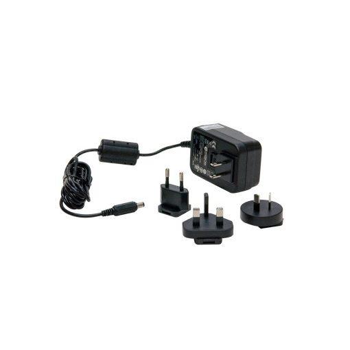 12VDC NA, EU, UK, and AU input plugs. Compatibility-WR41 (locking power cord), WR44 (locking power cord)
