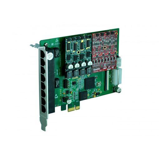 8 Port Analog PCI-E card base board