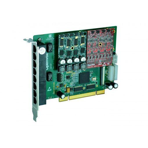 8 Port Analog PCI card base board