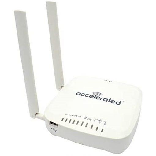 6310-DX04 Cellular Extender; 2 Port 10/100; CAT 4; LTE / HSPA+; Cellular Certifications: Verizon, AT&T, TMO, PTCRB