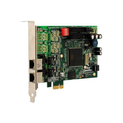 2 Port  ISDN BRI PCI-E card
