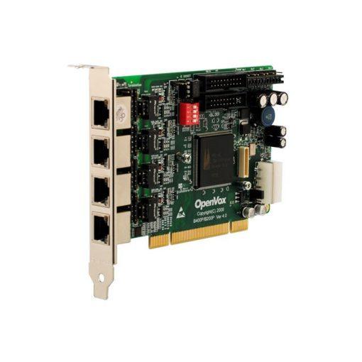 4 Port  ISDN BRI PCI card