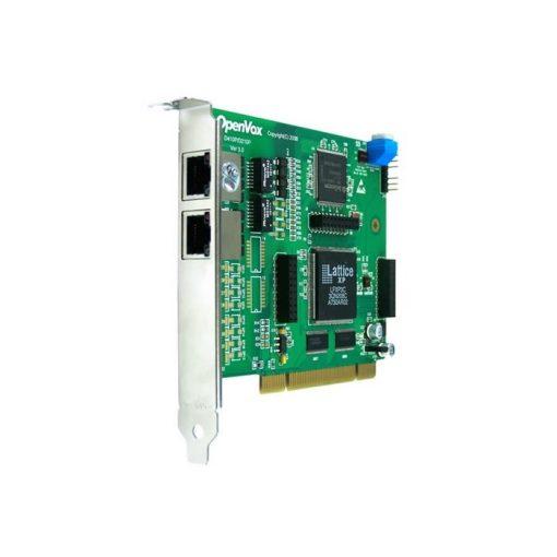2 Port T1/E1/J1 PRI PCI card