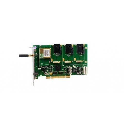 4 Port GSM/WCDMA PCI-E card + 1 GSM module