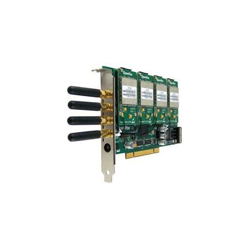 4 Port GSM/WCDMA PCI card + 2 GSM modules