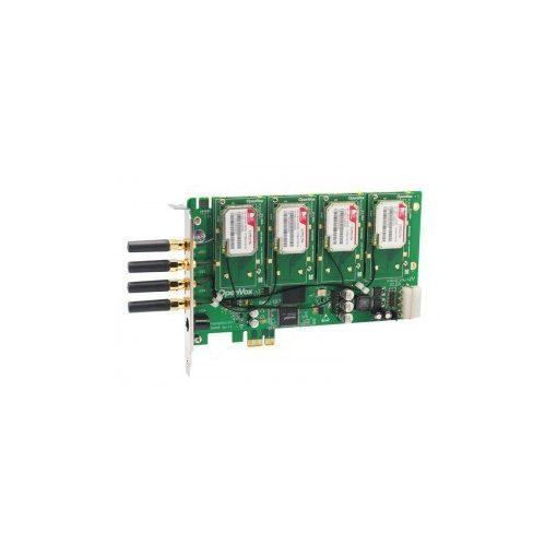 4 Port GSM/WCDMA PCI-E card + 1 WCDMA module