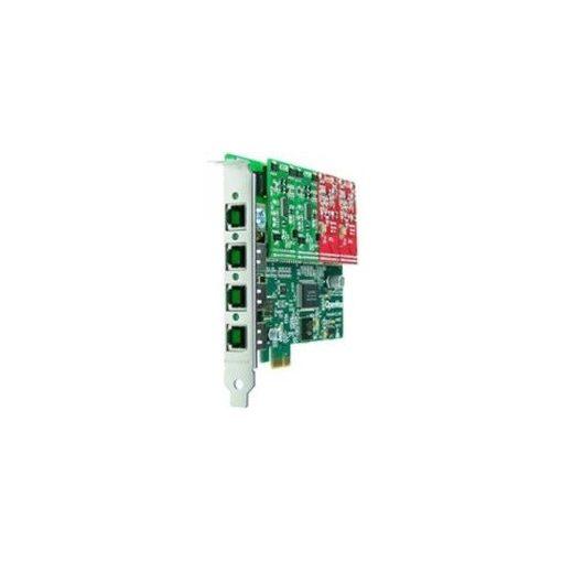 4 Port GSM/WCDMA PCI-E card + 2 WCDMA modules