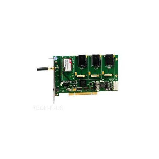 4 Port GSM/WCDMA PCI card + 1 WCDMA module