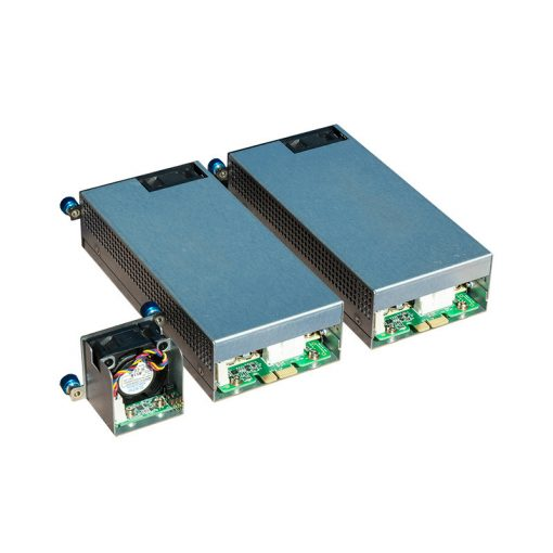 Digi Connect IT Power Supply - Port Side Intake Kit, for use when serial ports face into cold aisle, contains user installable fan and dual power supplies.  For use with Connect IT 16 and Connect IT 48.