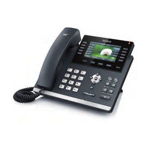 Yealink Forradalmian új SIP telefon számtalan professzionális funkcióval SIP-T46G