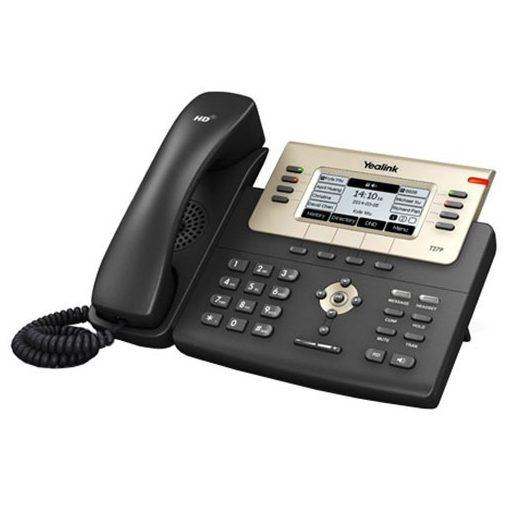 Yealink SIP-T27P Komfort IP telefon