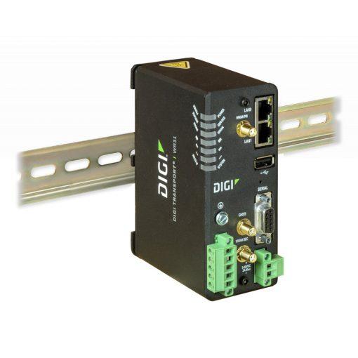 TransPort WR31 - LTE EMEA/APAC (800/900/1800/2100/2600MHz), No Power Supply, No Antennas